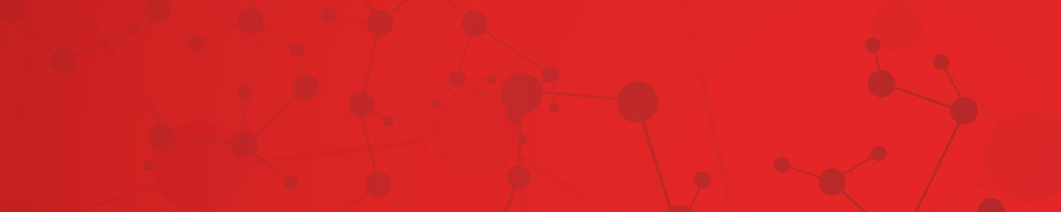 Abstract red banner.