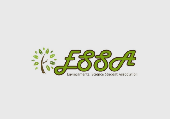 Evironmental Science Student Association logo.