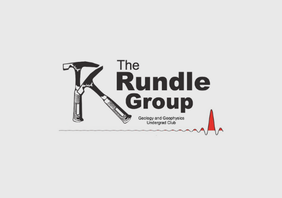 Geology Student Club (The Rundle Group) logo.