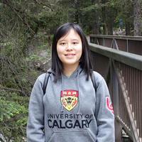 Alice Zhang, who earned a combined degree BSc'18 in Cellular, Molecular, and Microbial Biology and BSc'18 in Psychology